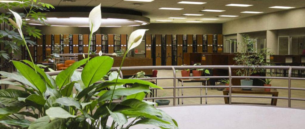 GPRC Grande Prairie Campus Library